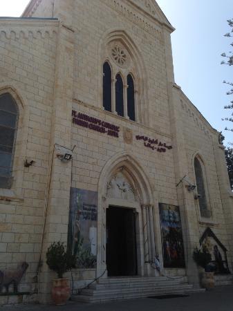 St. Anthony's Catholic Church : entrance