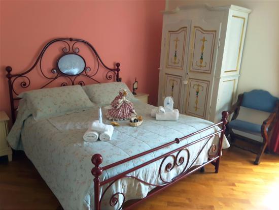 B&B Ripa Medici Rooms with a View: Room