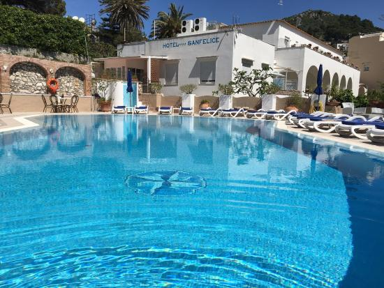 friendly smaller hotel in a quiet area of capri review of hotel villa rh tripadvisor co za