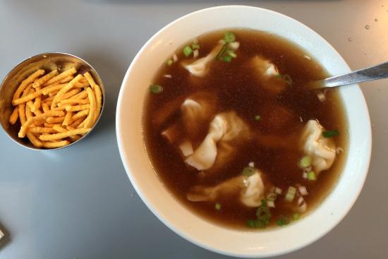 Doughnut Soup Recipe — Dishmaps