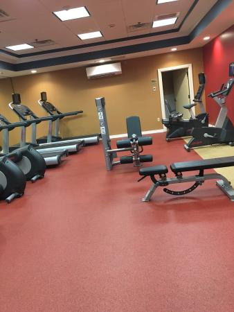 Courtyard Portsmouth: Fitness Room