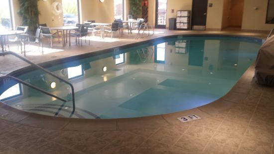 Mount Juliet, Τενεσί: Beautiful Indoor Pool