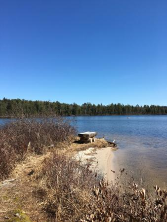 Paul Smiths, Нью-Йорк: April weekend at White Pine Camp