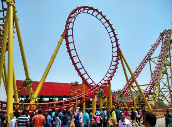 Wonderla Amusement Park Hyderabad Picture Of Wonderla