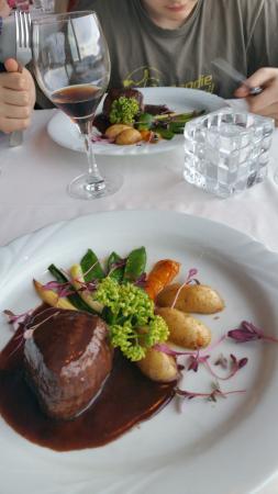 Grandvaux, Suiza: la cuisson parfait