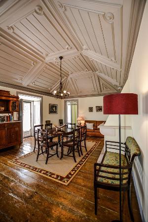 Casal Da Eira Branca : Living Area