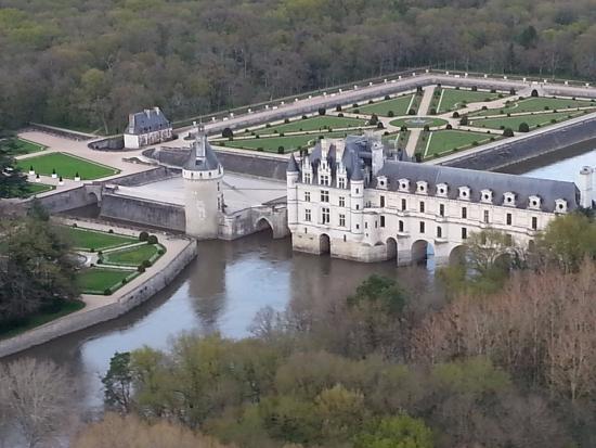Sainte-Catherine-de-Fierbois, ฝรั่งเศส: Chenonceau