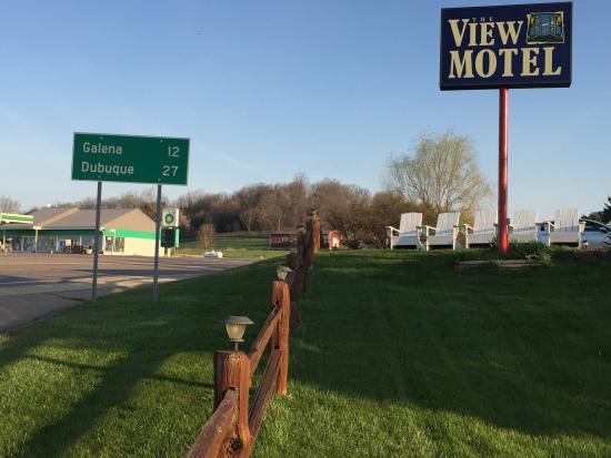 "Views of the property at ""The View Motel"""