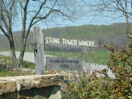 Leesburg, Wirginia: Stone Tower Winery