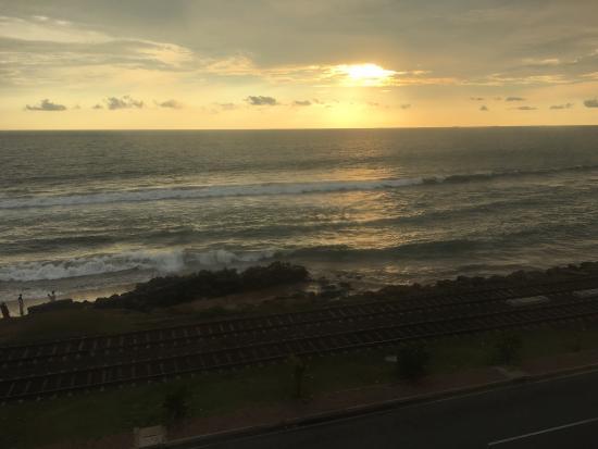 The Ocean Front: Vista bem legal