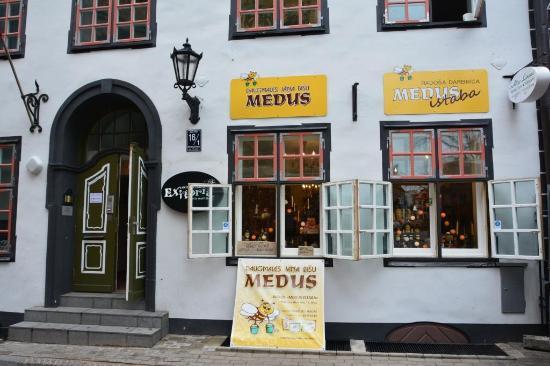 Riga, Lettonia: Medus Istaba