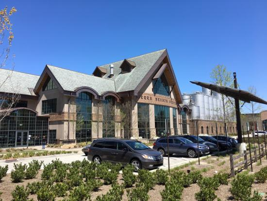 exterior of the brewery picture of sierra nevada brewery mills rh tripadvisor co nz