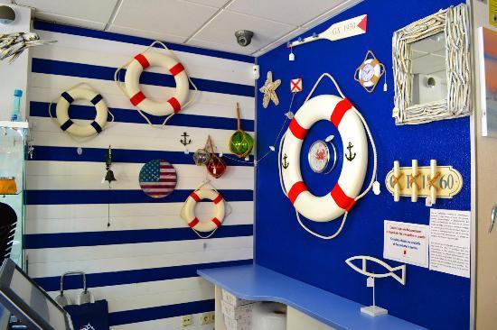 Decoracion marinera fotografa de La Botavara Tienda Marinera La
