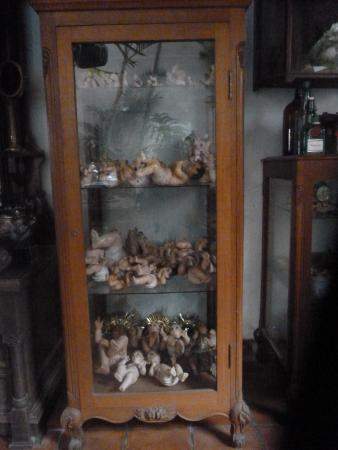 Posada San Sebastian: More interesting artifacts.