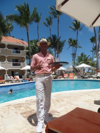 Dreams Palm Beach Punta Cana Preferred Club Pool Joel