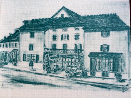 Hotel Restaurant la Remise