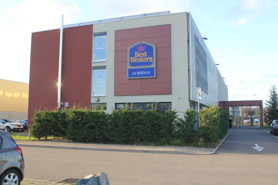 Dorlisheim, França: L'hôtel