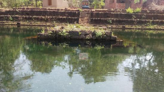 Netravali, الهند: the pond