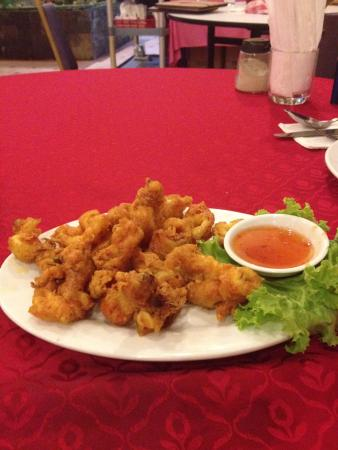 Golden Wok Live Seafood Restaurant