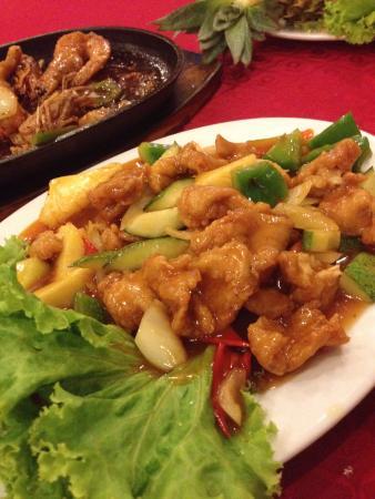 K Chicken Langkawi Golden Wok Live Seafoo...