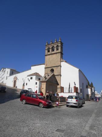 Iglesia de Padre Jesus: Fachada