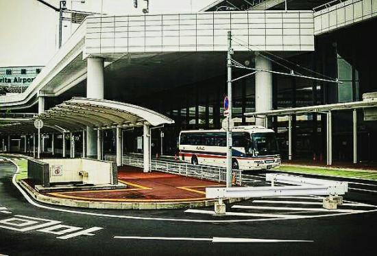 Raffine, Narita Airport Bldg. 1