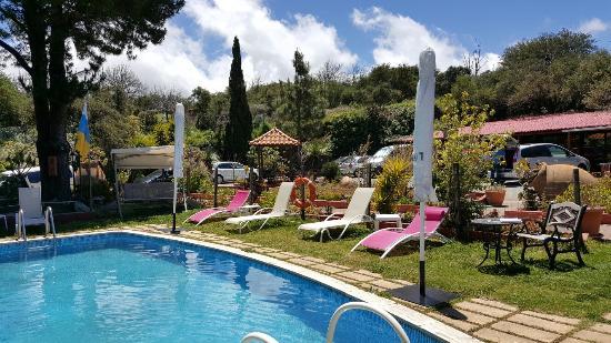 hotel rural el refugio gran canaria: