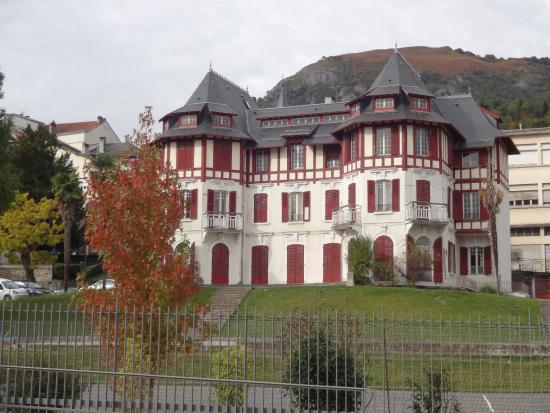 Bergeronettes Les: Village de Bartrès (Hautes-Pyrénées), France.