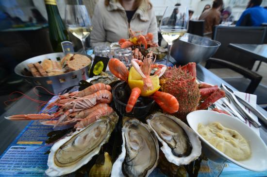 Tripadvisor Restaurant Fruit De Mer Morbihan
