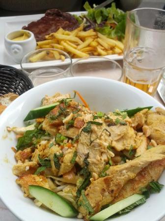 Restaurant Chez Jeannette Paris