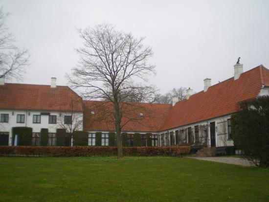 Rungsted, Dinamarca: Fachada de la casa-museo