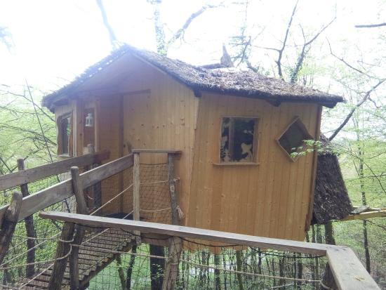 cabanes du bois clair ranchot france voir les tarifs et avis camping tripadvisor. Black Bedroom Furniture Sets. Home Design Ideas