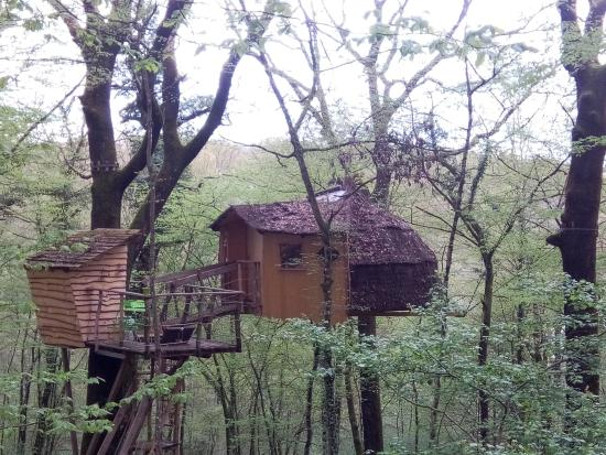 Cabanes du Bois Clair Prices& Campground Reviews (Ranchot, France) TripAdvisor # Cabane Du Bois Clair