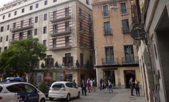 Hotel Ingles: Тоже Барри Готик