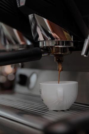Wessling, Tyskland: Cafe