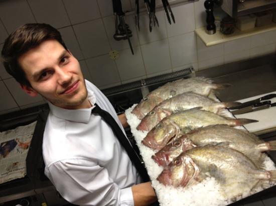 Wessling, ألمانيا: Frischer Fisch