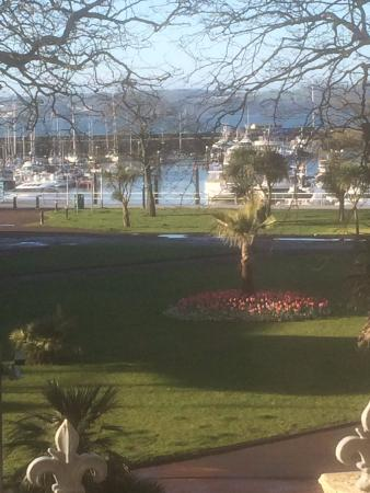 Bay Torbay Hotel: View from room