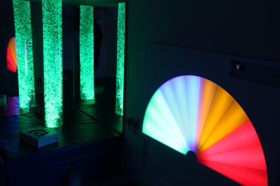 Scone, UK: Sensory room