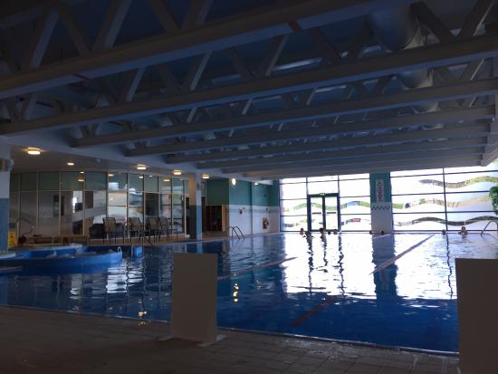 swimming pool picture of bannatyne 39 s health club spa. Black Bedroom Furniture Sets. Home Design Ideas