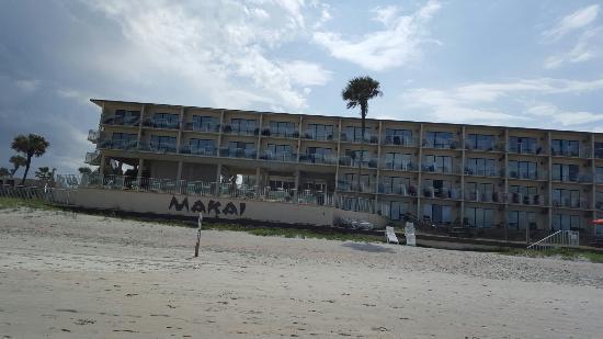 Makai Beach Lodge: 20160414_153731_large.jpg