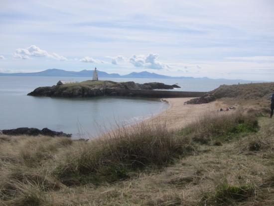 cottages on the island now a museum display picture of newborough rh tripadvisor co uk