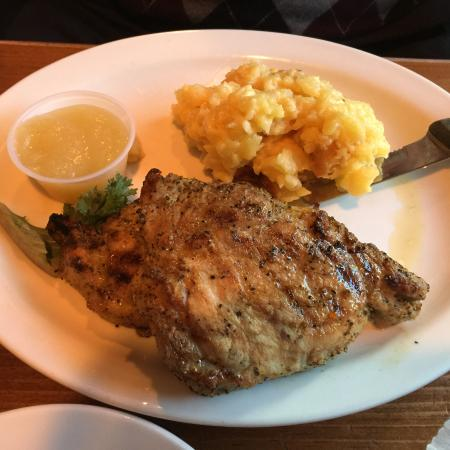 Kennedy's Pub Incorporated: Pork Chop Special