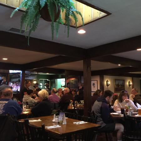 Kennedy S Pub Incorporated Inside Dining