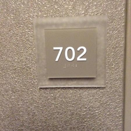 Welcome To Room #702