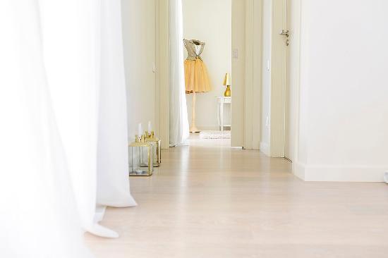 Quinta dos Bons Cheiros Country Design B&B: cottage bedroom