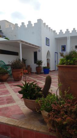Terrasse Picture Of Villa Maroc Essaouira Tripadvisor