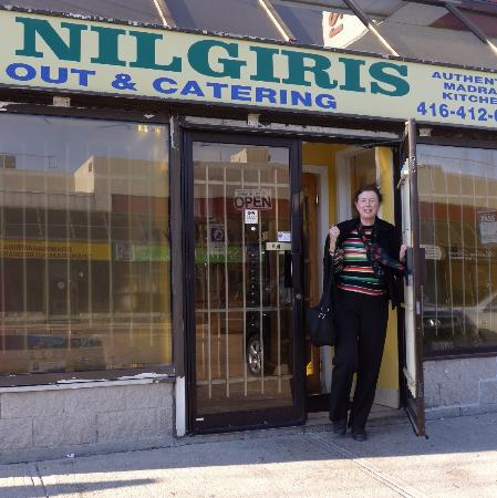 Nilgiris: take out & catering as well as eat in & buffet