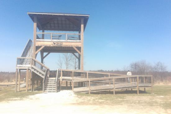 Woodland Dunes Nature Center
