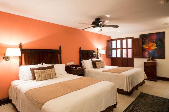 Hotel Villa Tequila: Habitaciones