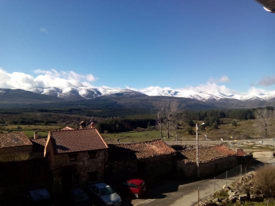 """Hotel Rural La Dehesilla: Vistas desde la habitación """"Hispano"""""""